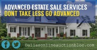 Estate Sale Services Dallas